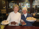 Christmas Tennis Lunch 12th December 2016 Organisers Barbara and Nerys